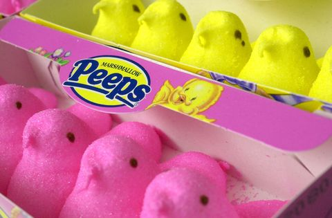 Peeps, Candy, Confectionery, Food, Plant, Play-doh, Fruit,