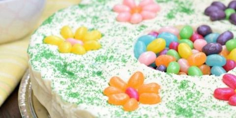 20 homemade easter basket gift ideas food gifts for easterdelish jelly bean fudge negle Gallery