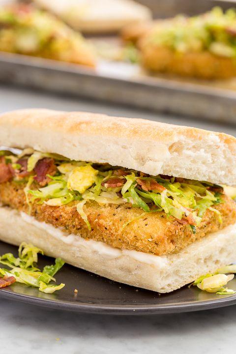 Food, Finger food, Sandwich, Cuisine, Ingredient, Breakfast, Baked goods, Dish, Vegetable, Produce,
