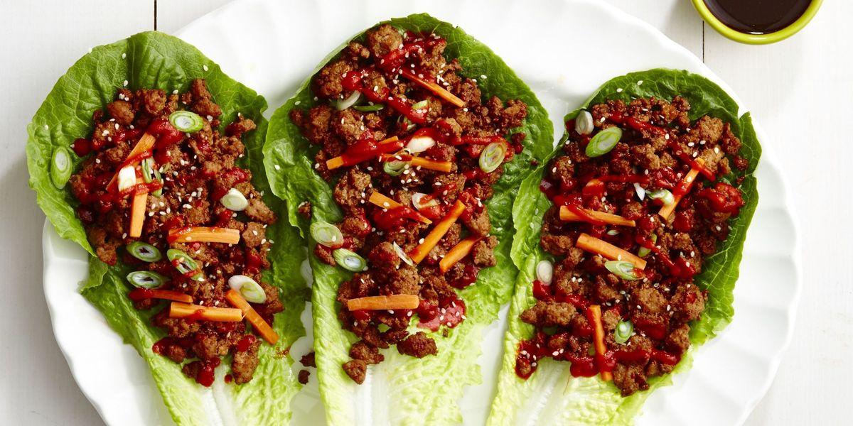 Best Ground Pork Lettuce Wraps How To Make Ground Pork Lettuce Wraps