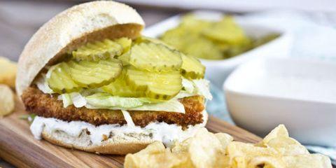 30 easy chicken sandwich recipes best chicken sandwiches delish com