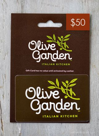 Things you need to know before eating at olive garden - Olive garden gift card balance check ...