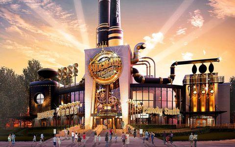 Toothsome Chocolate Factory at Universal Studios Orlando