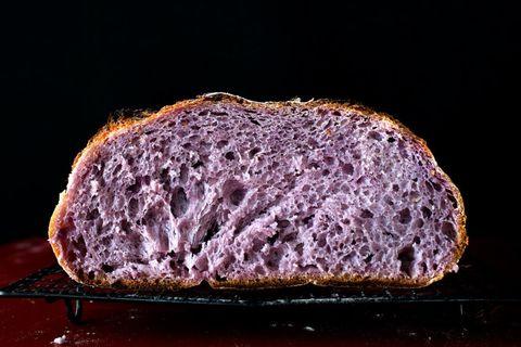 Bread, Food, Baked goods, Brown bread, Cuisine, Amber, Finger food, Rock, Rye bread, Dessert,