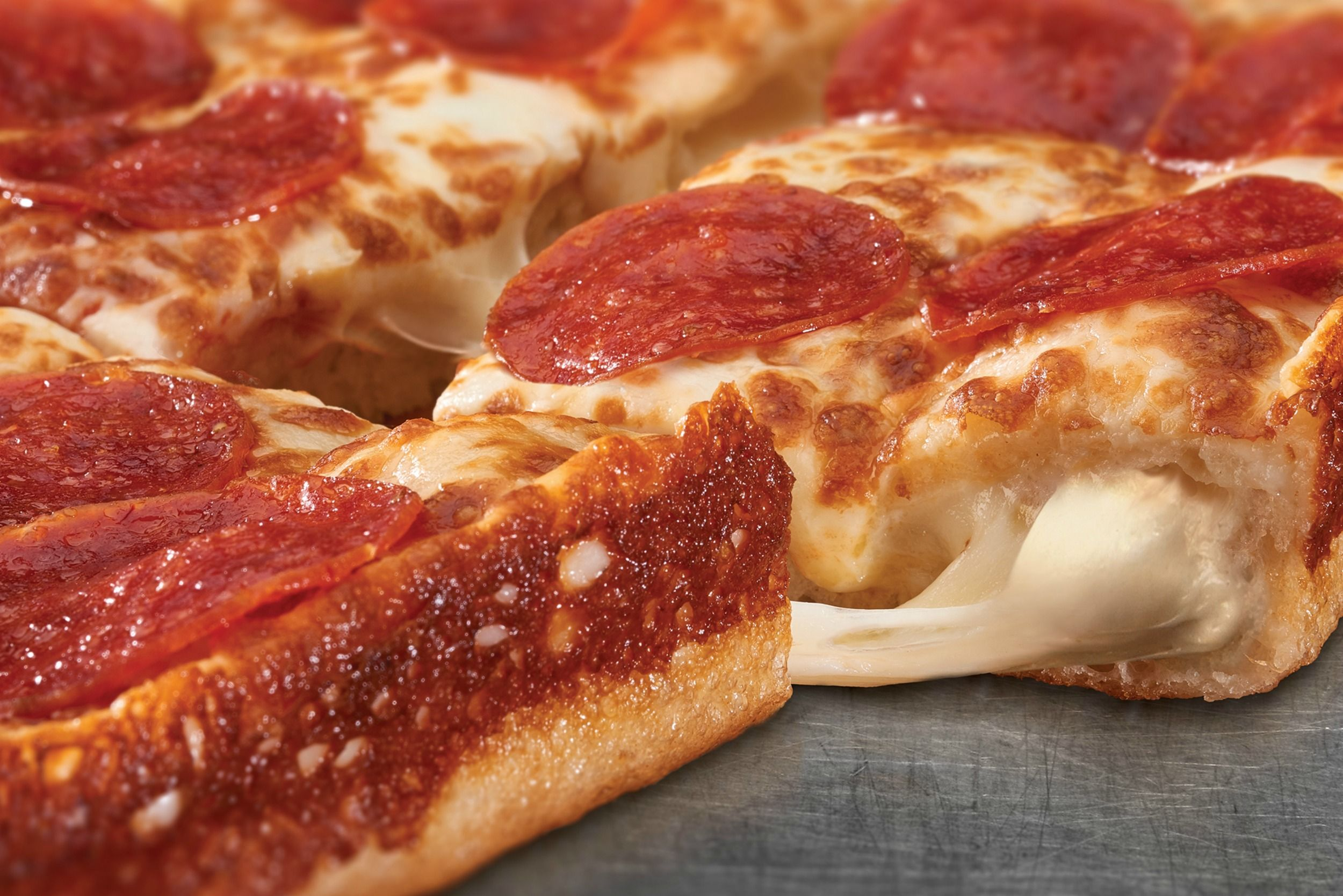 Little Caesars Crazy New Stuffed Crust Pizza Is Cheese Nirvana