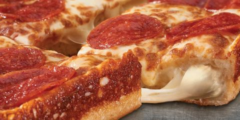 Little Caesars Stuffed Crust DEEP!DEEP! Dish Pizza