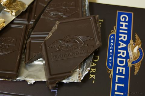 You've Been Saying Ghirardelli Wrong