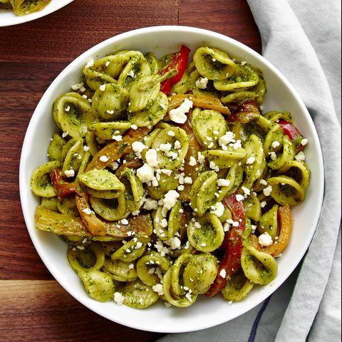delish-cilantro-pesto-pasta