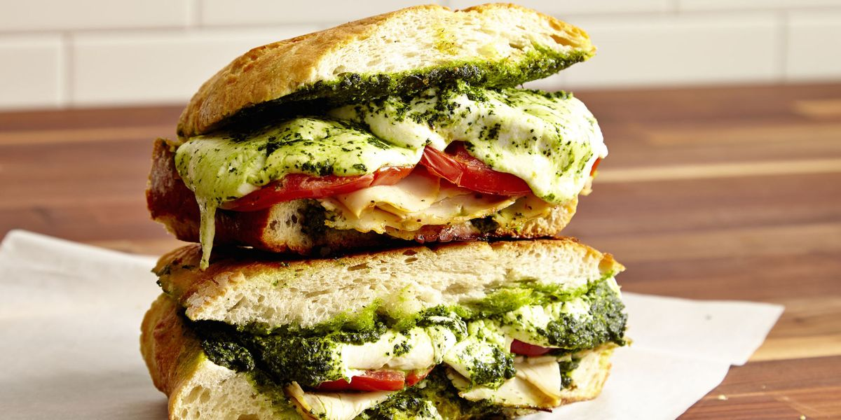 20 Delish Paninis To Make When Your Usual Sandwich Gets Boring