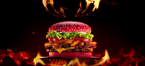 """Burger King introduces new """"Angriest"""" Whopper"""
