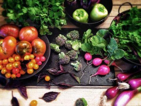 Whole food, Food, Local food, Produce, Natural foods, Vegan nutrition, Root vegetable, Leaf vegetable, Ingredient, Vegetable,