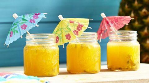 teeny weeny yellow polka dot bikini shots recipe