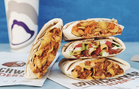Taco Bell $2 off on mobile orders.