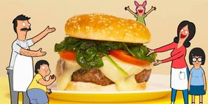 Bob's Burgers Animation