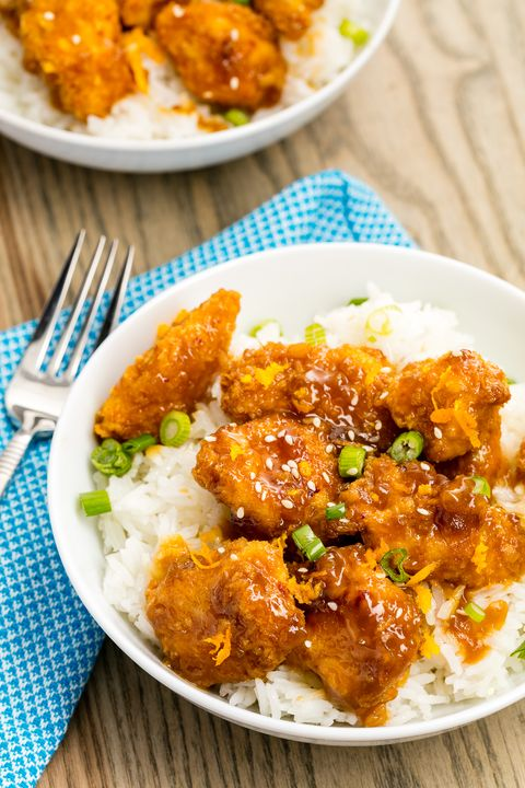 Dish, Food, Cuisine, Ingredient, Meat, Orange chicken, General tso's chicken, Sesame chicken, Curry, Produce,