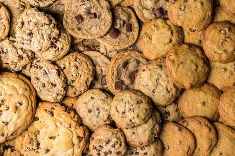 You Have To See The Chocolate Chip Recipe This Man Tattooed On Himself