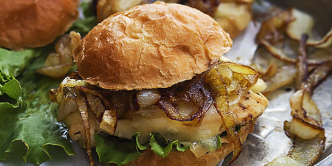 Dish, Food, Cuisine, Ingredient, Slider, Hamburger, Produce, appetizer, Finger food, Breakfast sandwich,