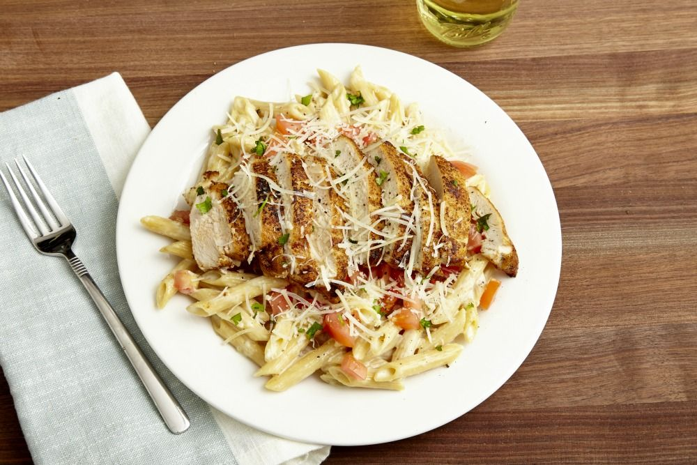 Chilis Cajun Chicken Pasta Recipe How To Make Cajun Chicken Pasta