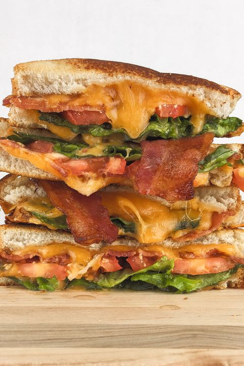 BLT Grilled Cheese Recipe
