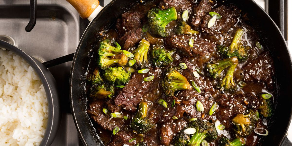 Best Beef And Broccoli Stir Fry Recipe How To Make Beef And Broccoli Stir Fry