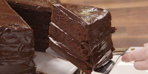 Tarta de chocolate: Bogtrotter Cake