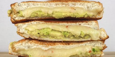 Green, Food, Finger food, Cuisine, White, Leaf vegetable, Sandwich, Ingredient, Breakfast, Dish,