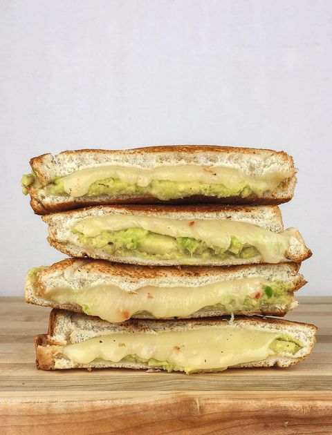 Avocado Grilled Cheese Recipe