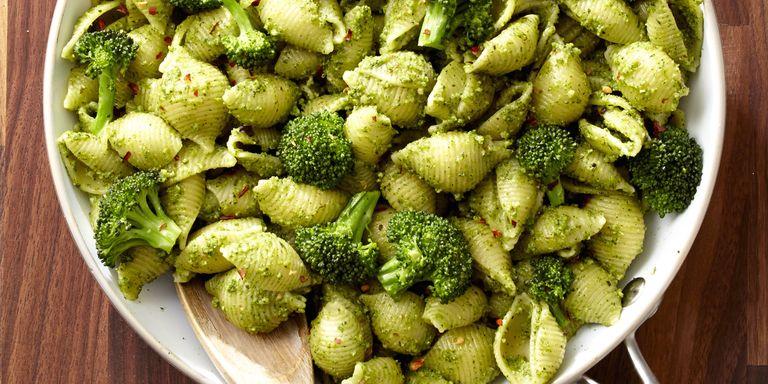 20+ Green Food Recipes for St Patricks Day —Delish.com