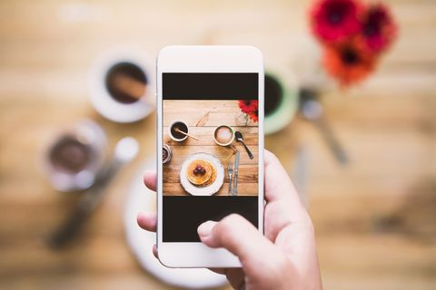 Food Instagrammer