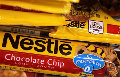 10 Things You Need To Know Before Eating Toll House Cookie Dough