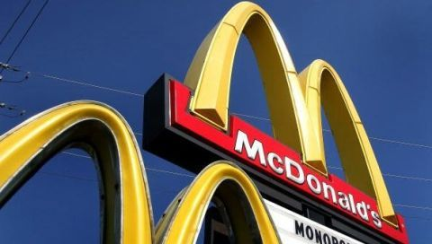 McDonalds Sign Crop