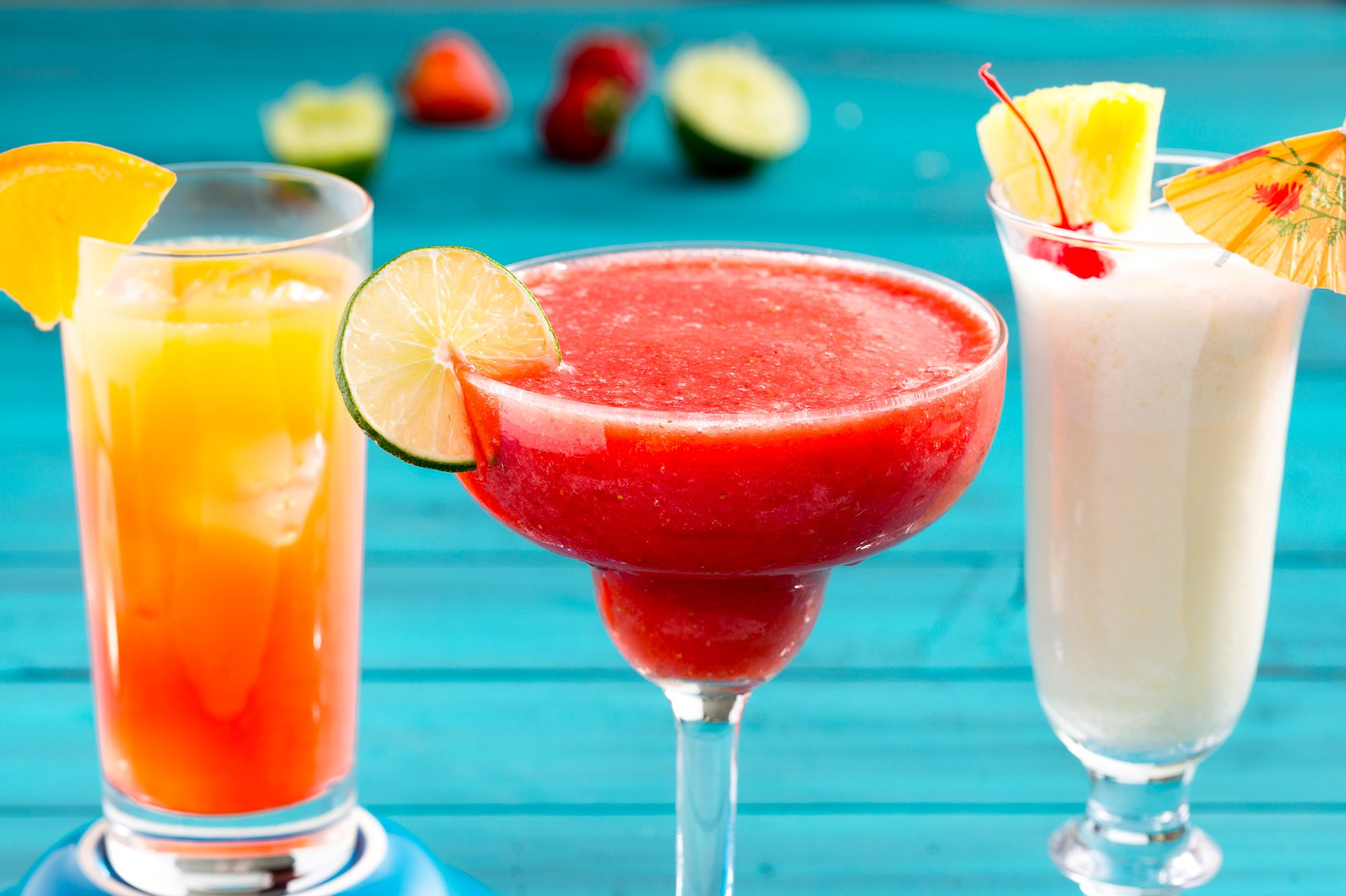25 Easy Rum Mixed Drinks Best Rum Cocktail Recipes