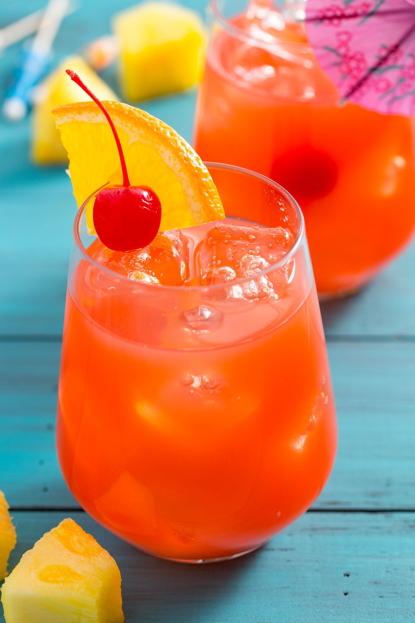 Hurricane Drink Recipe What Is In A