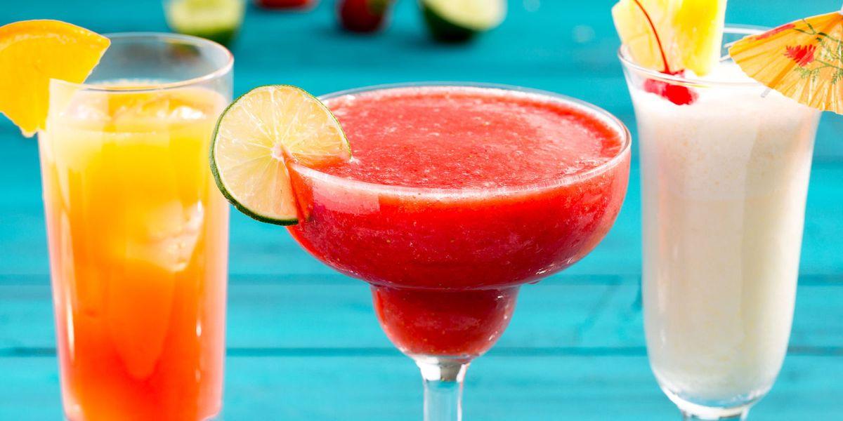 Popular Mixed Drinks