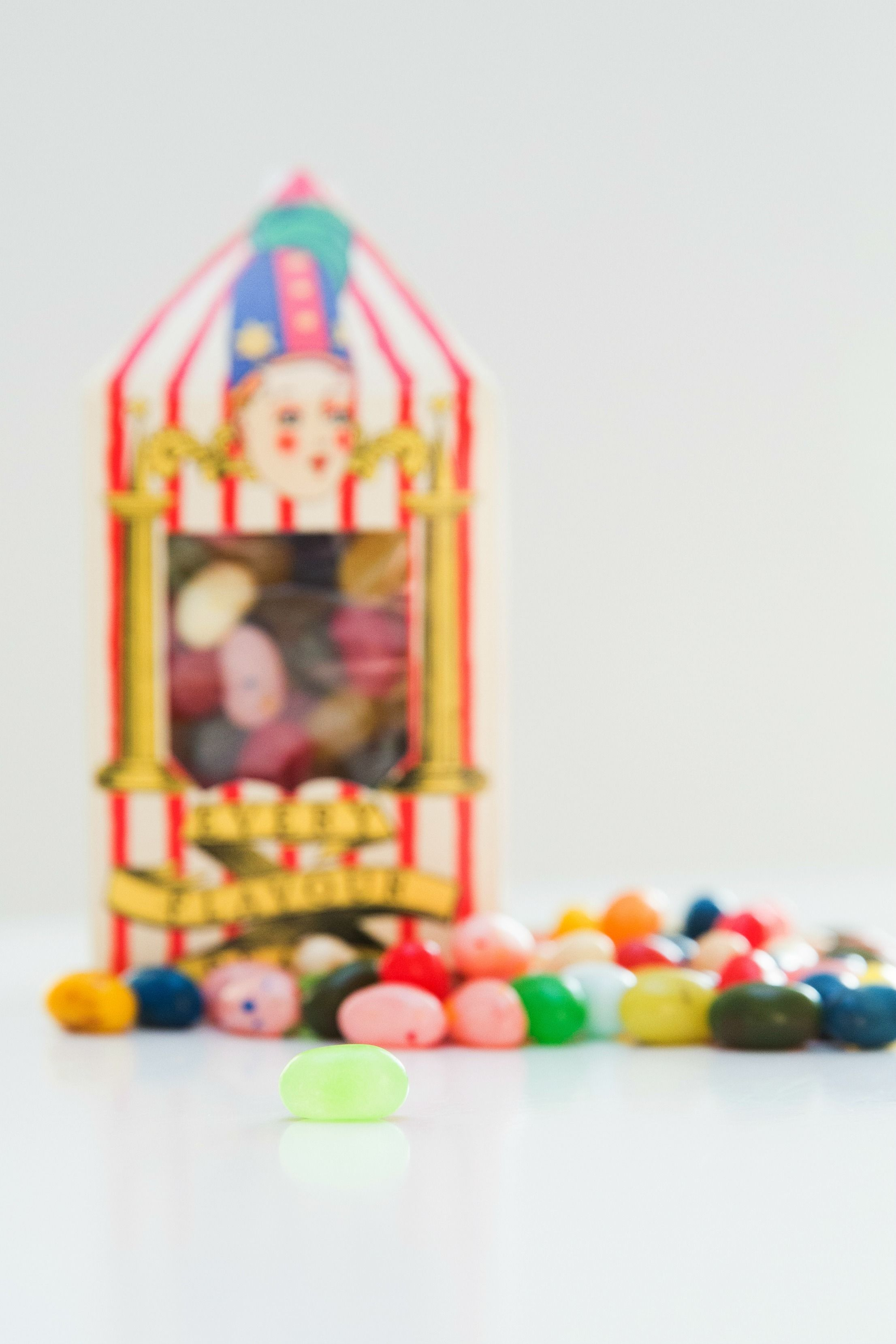 graphic relating to Bertie Botts Every Flavor Beans Printable known as Harry Potter Gross Jelly Beans - Disgusting Flavors of