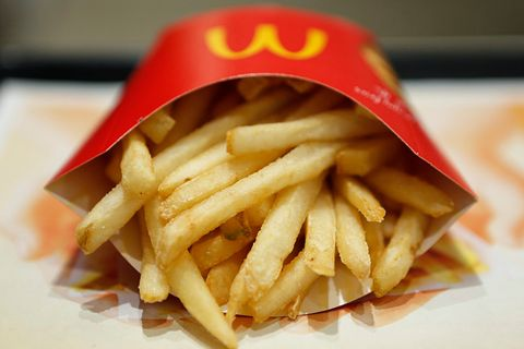 McDonald's Adding Garlic Fries to its menu