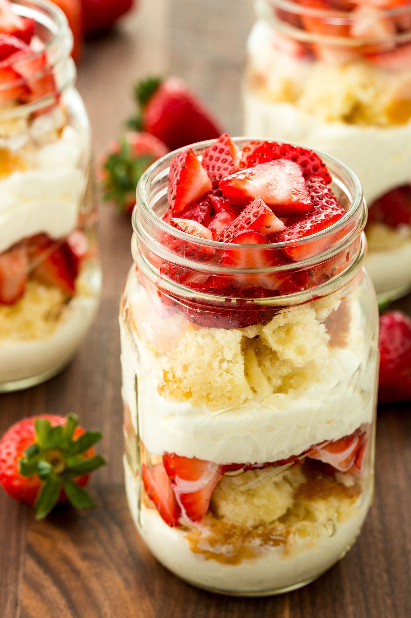 60 Easy Strawberry Desserts