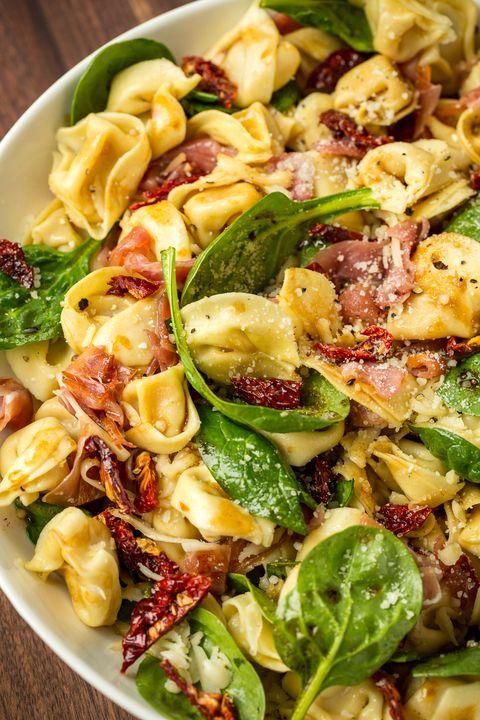 Tuscan Tortellini Salad - Delish.com