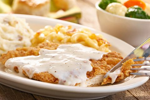 The Healthiest Menu Items You Can Order At Cracker Barreldelish
