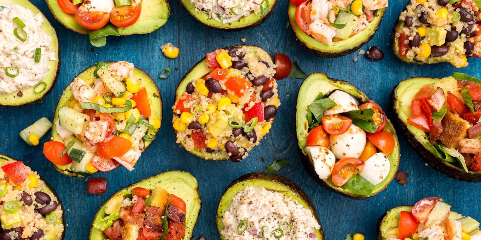 50+ Easy Avocado Recipes , Best Dishes With Avocado