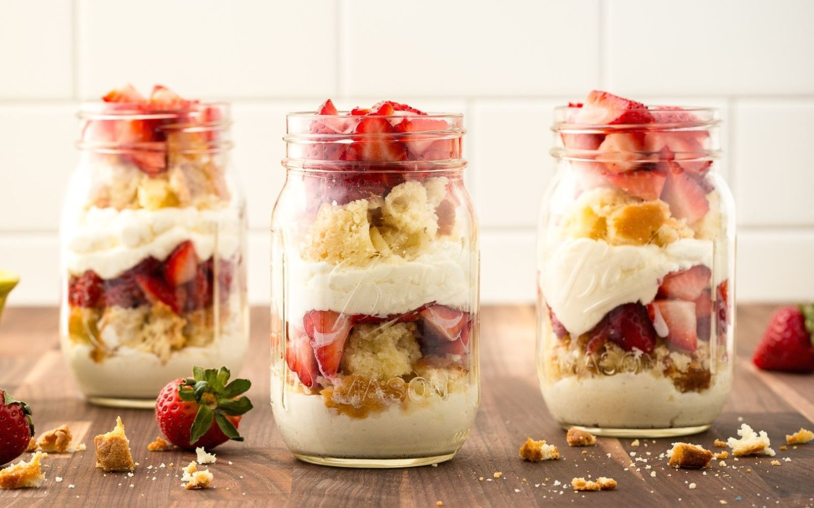 mason jar recipes for summertime great for a picnic