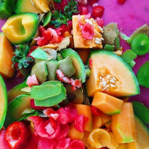 Food, Cuisine, Salad, Vegetable, Produce, Natural foods, Vegan nutrition, Food group, Dish, Garnish,