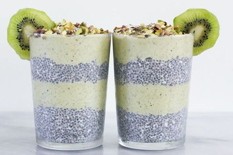 Alison Wu's smoothies