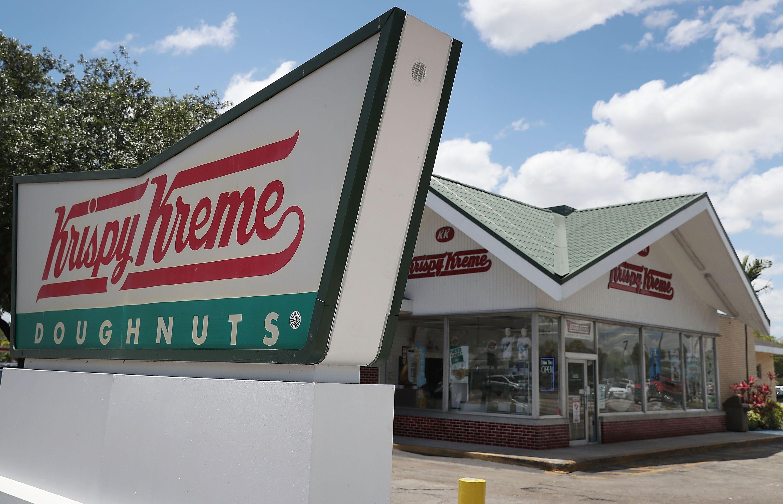 Astounding 11 Things You Didnt Know About Krispy Kreme Delish Com Wiring Cloud Peadfoxcilixyz