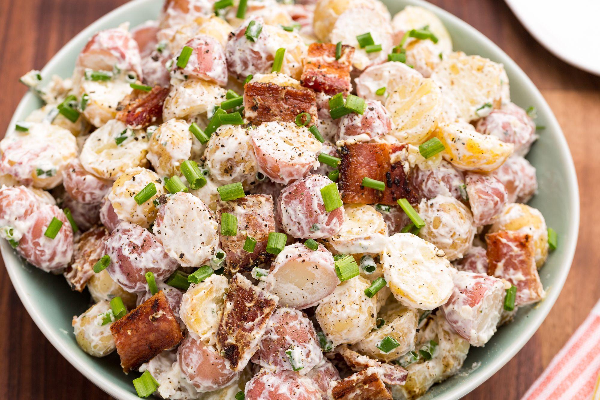 Best Potato Salad Recipe Delish