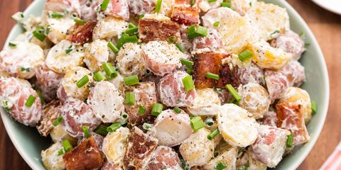 20 homemade potato salad recipes how to make easy potato salad bacon ranch potato salad recipe forumfinder Images