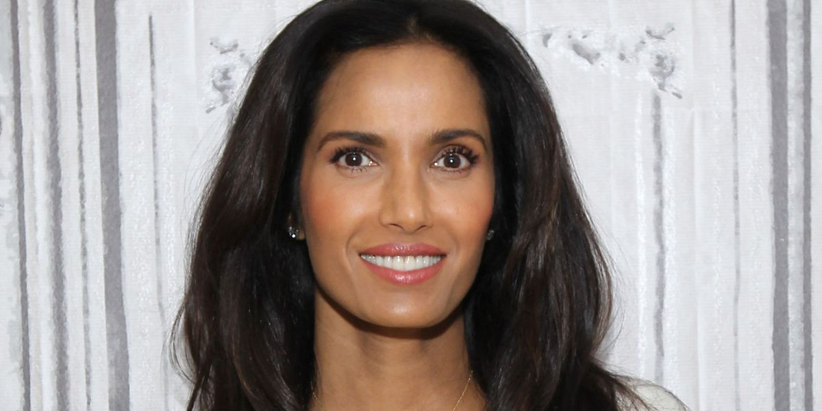 12 Smashing Kitchens That Will Inspire You To Change Yours Right Now: What Padma Lakshmi Keeps In Her Fridge