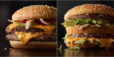 Food, Finger food, Cuisine, Sandwich, Ingredient, Dish, Hamburger, Fast food, Baked goods, Produce,