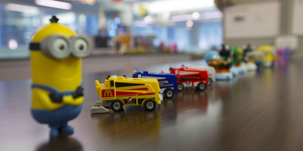 Best Mcdonald S Happy Meal Toys Of All Time Delish Com