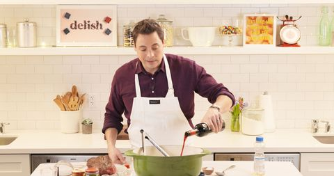 Jeff Mauro S Italian Beef Sandwiches Best Pot Roast Recipe